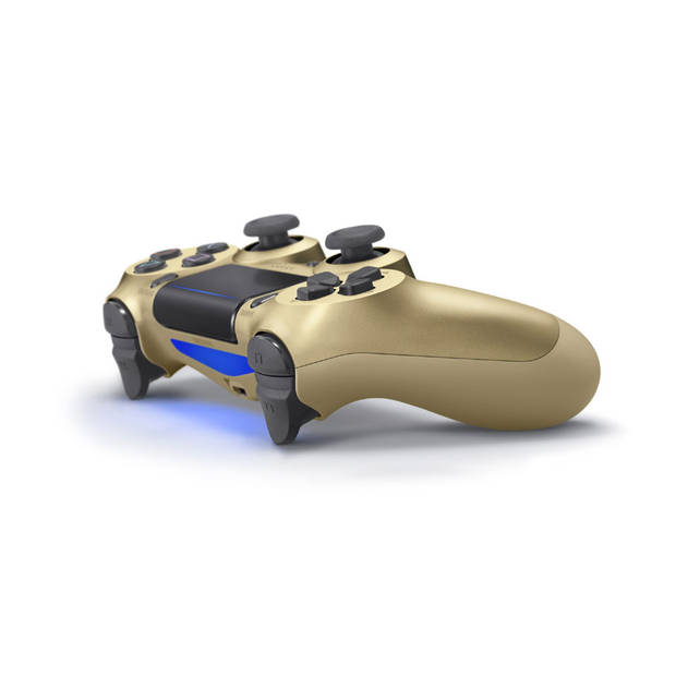 PS4 DualShock 4 Controller V2 - goud