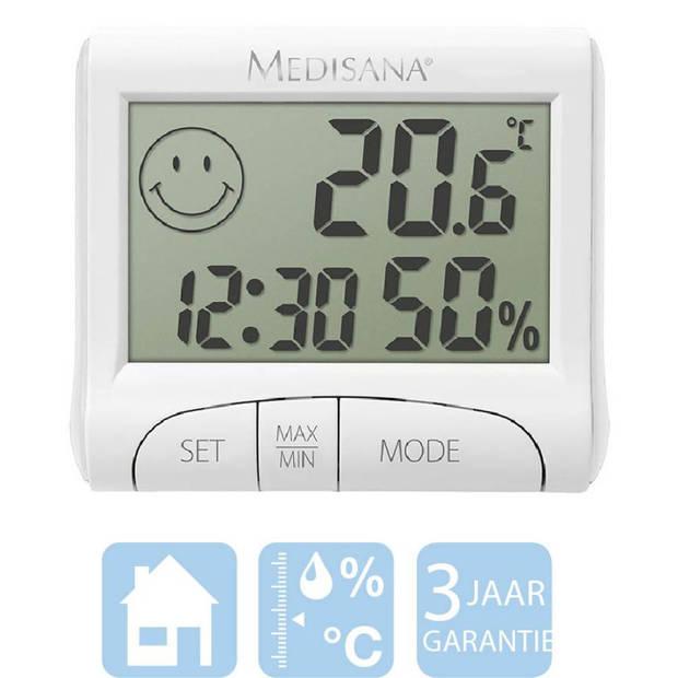 Medisana 60079 HG digitale thermo- en HG 100 hygrometer