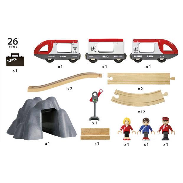 BRIO trein starterset 33773