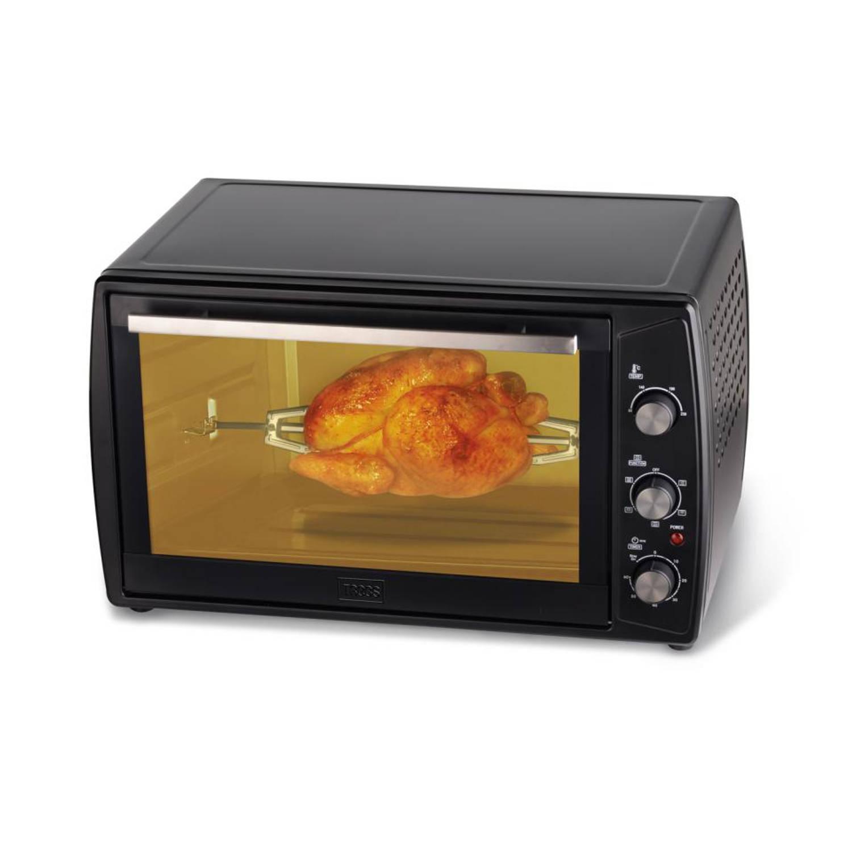 Trebs elektrische oven 99329 - 63 liter