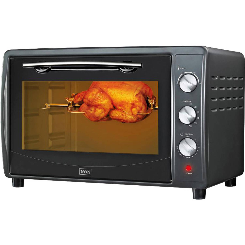 Trebs elektrische oven TEO42LCR50 - 42 liter