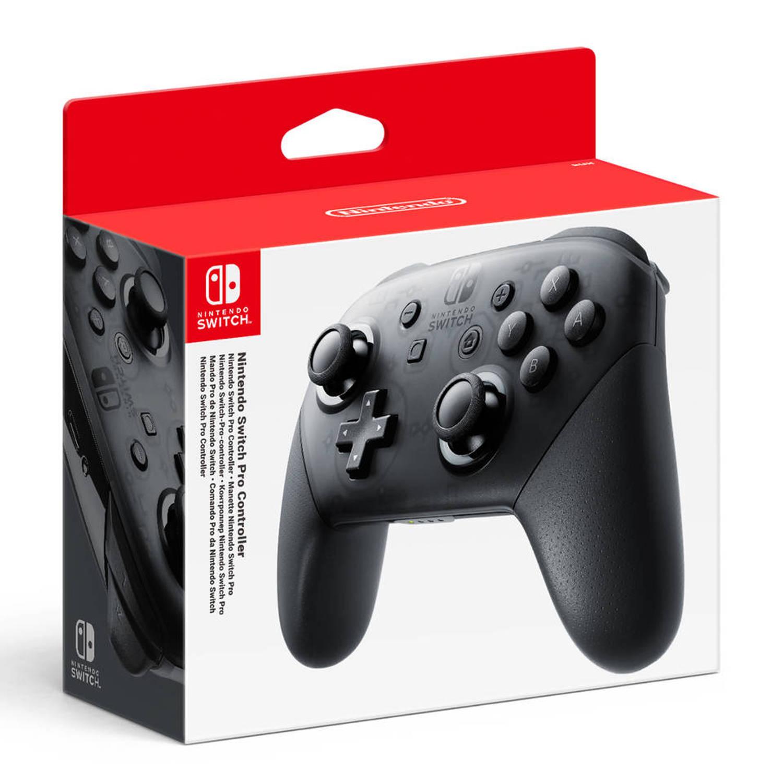 Goedkoopste Nintendo Switch Pro controller