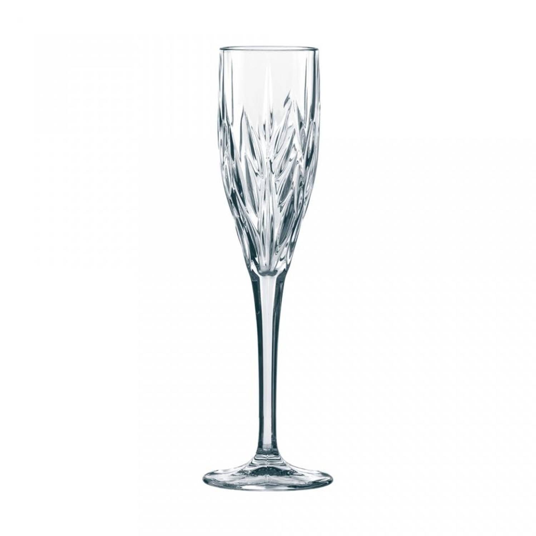 Nachtmann Imperial, Champagneglas set van 4