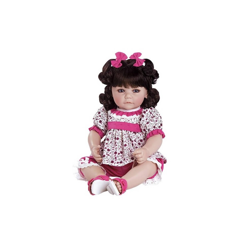 Afbeelding van Adora Toddlertime Cutie Patootie pop 50.8 cm roze / wit