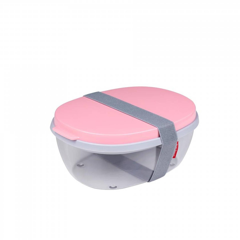 Korting Mepal Ellipse Saladebox Nordic Pink