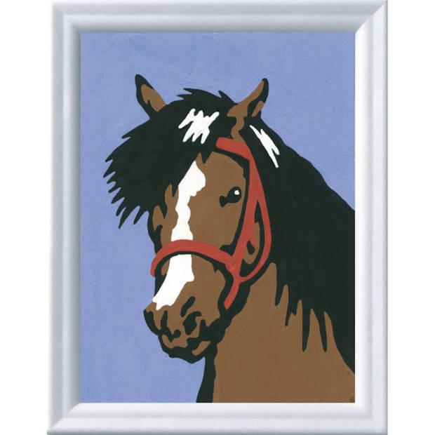 Ravensburger Schilderen op Nummer paardenblik - set