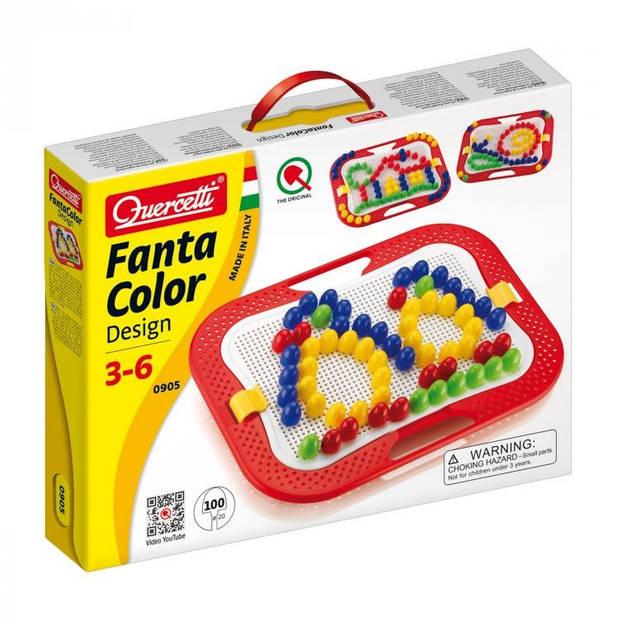 Quercetti Fantacolor design 100-delig