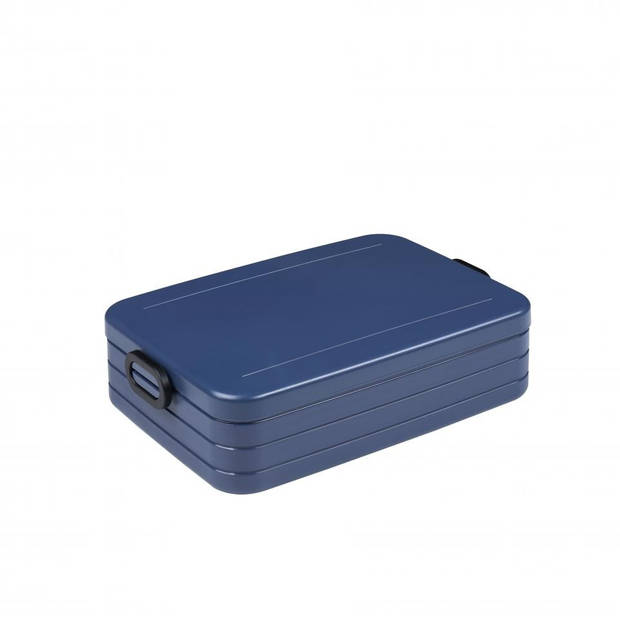 Mepal Take A Break large lunchbox - Nordic denim