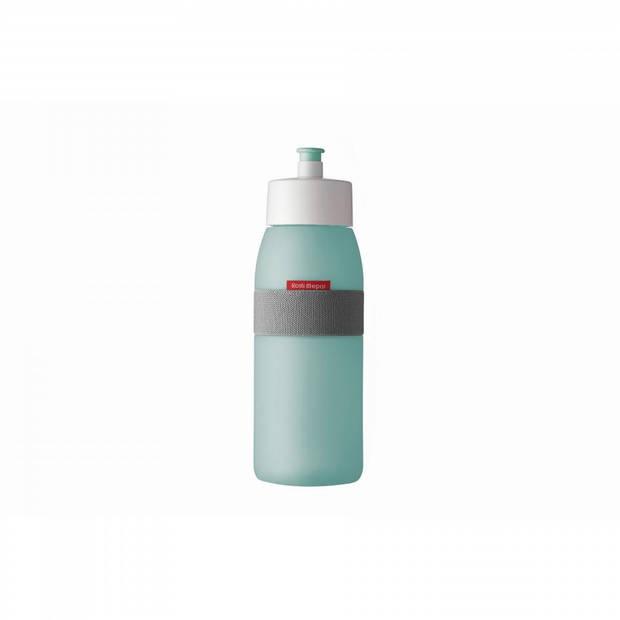 Rosti Mepal Ellipse sportbidon - 500 ml - Nordic green