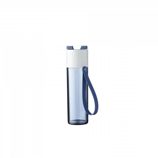 Mepal waterfles justwater 500 ml-nordic denim