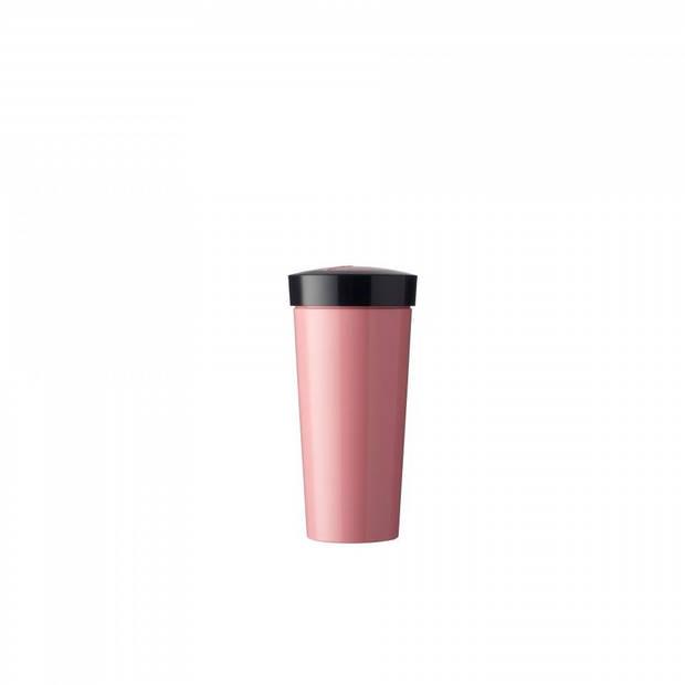 Rosti Mepal beker Take A Break - 400 ml - nordic pink