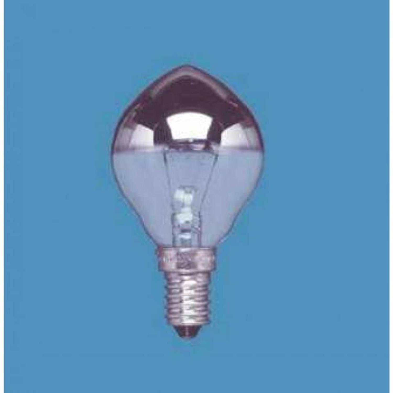 osram kopspiegellamp helder 40w e14 zilver blokker. Black Bedroom Furniture Sets. Home Design Ideas