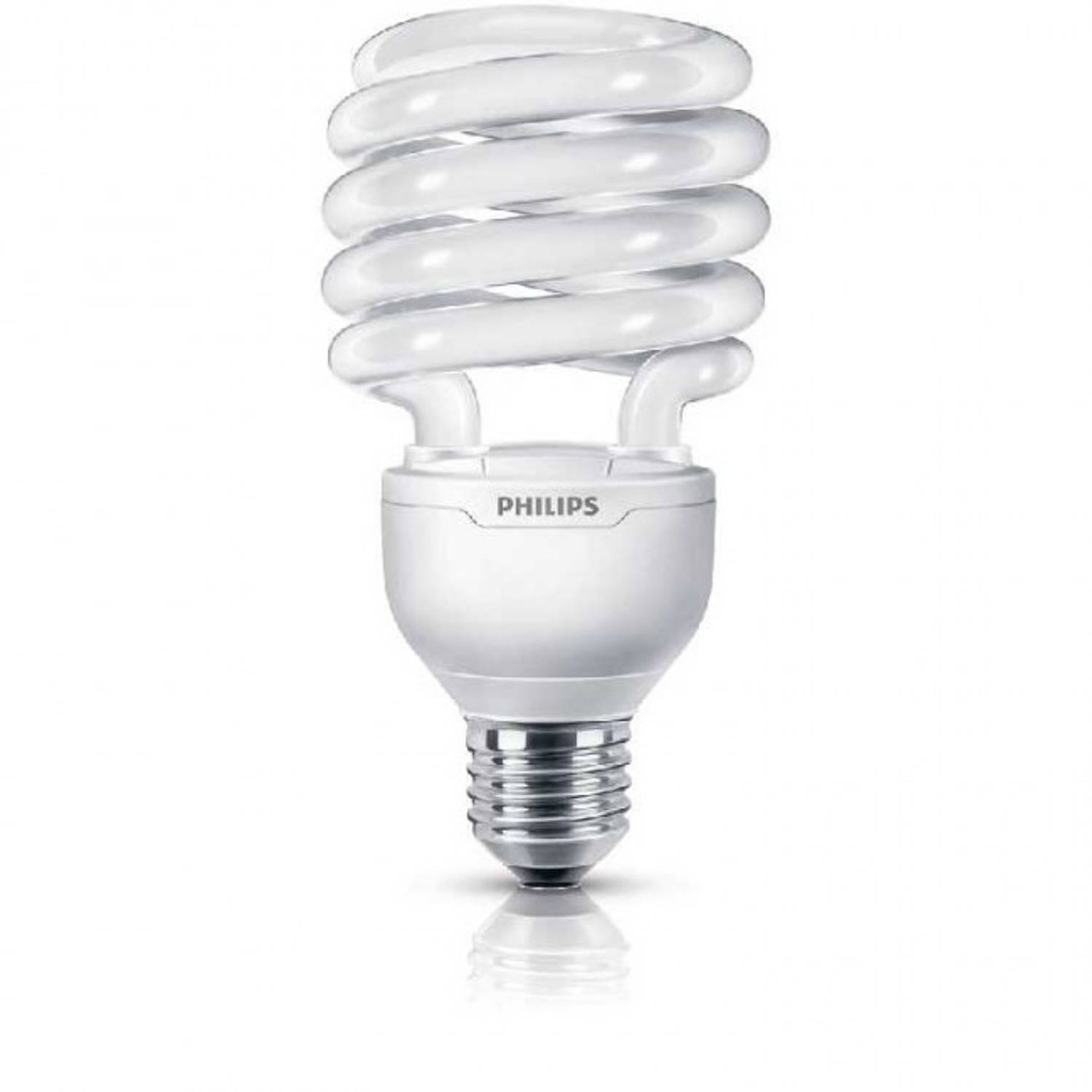 Image of Philips Tornado spaarlamp spiraal 32 W E27 warm wit