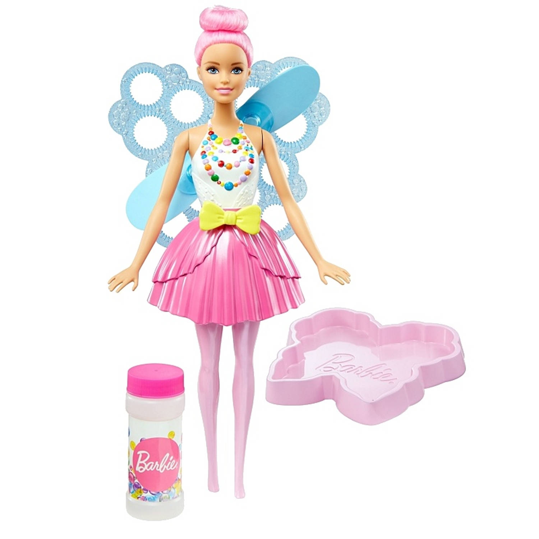 Barbie Dreamtopia bellenblaas Barbie 33 cm