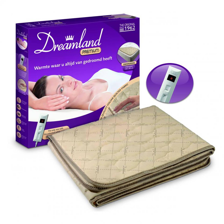 Dreamland elektrische deken 16032 - 1-persoons