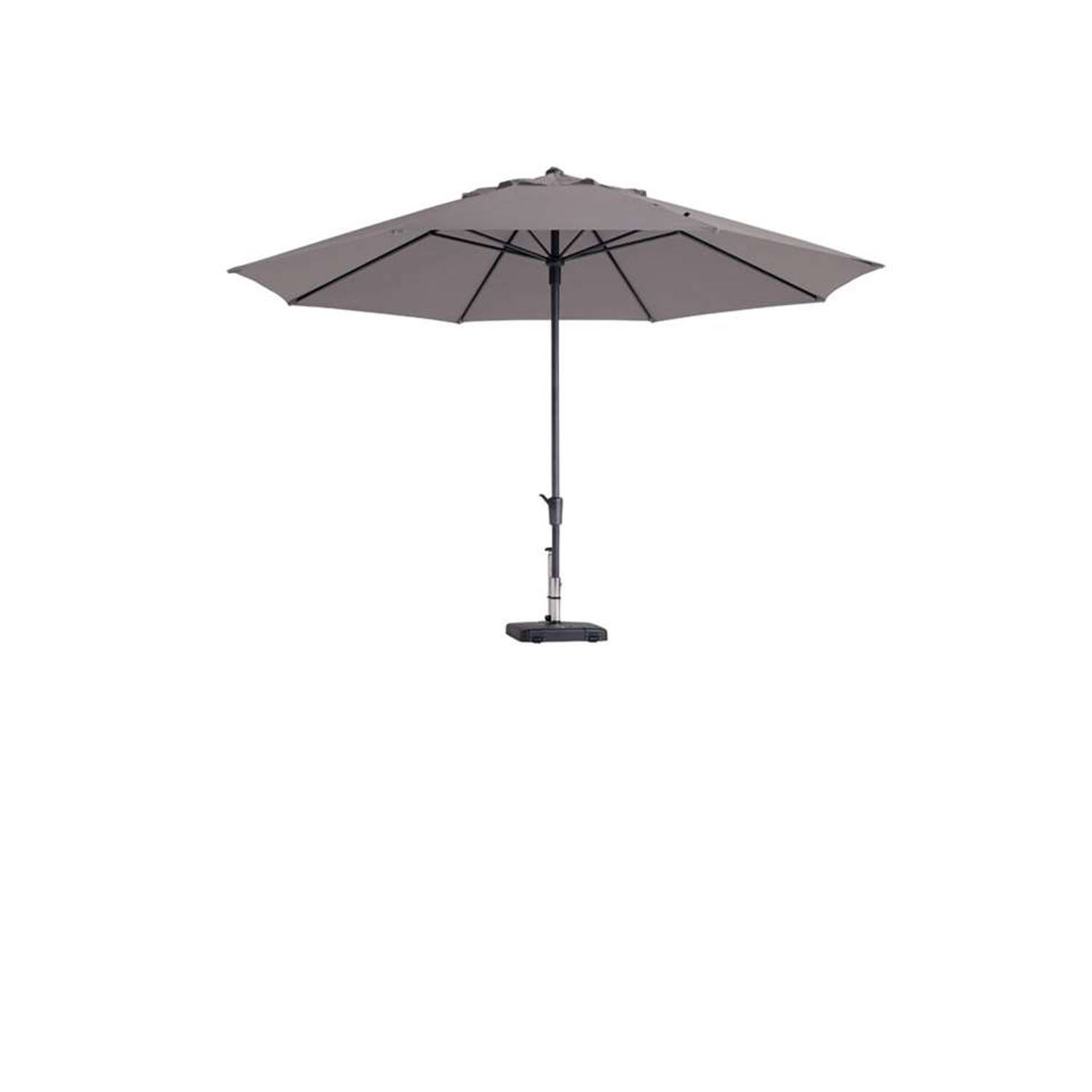 Madison parasol Timor luxe - taupe - Ø400 cm