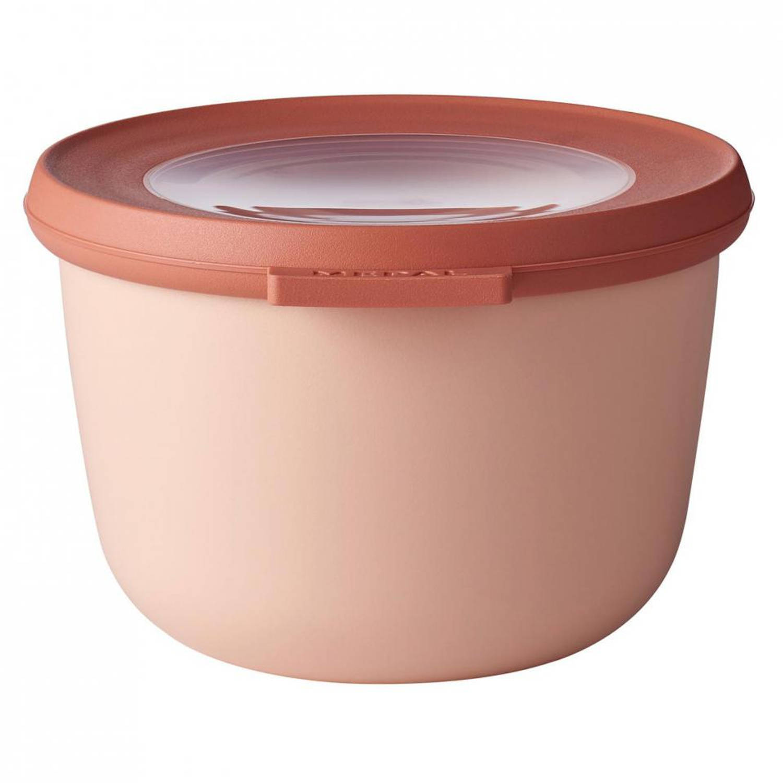 Mepal Cirqula vershouddoos - 500 ml - nordic blush