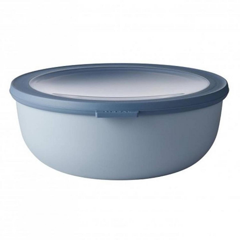 Mepal Cirqula vershouddoos - 350 ml - nordic blue