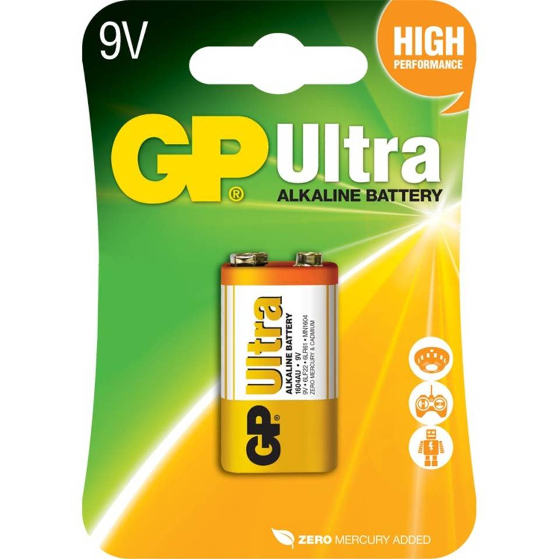 Ultra Alkaline 9V blok