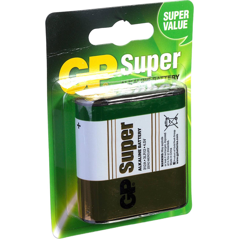 Super Alkaline 3LR12
