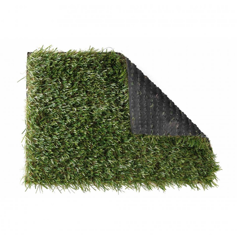 Nature Kunstgras groen H25 1x2m