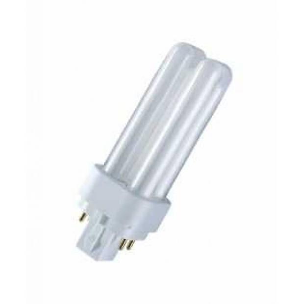 Osram Dulux D/E spaarlamp 26W G24Q-3 31-830