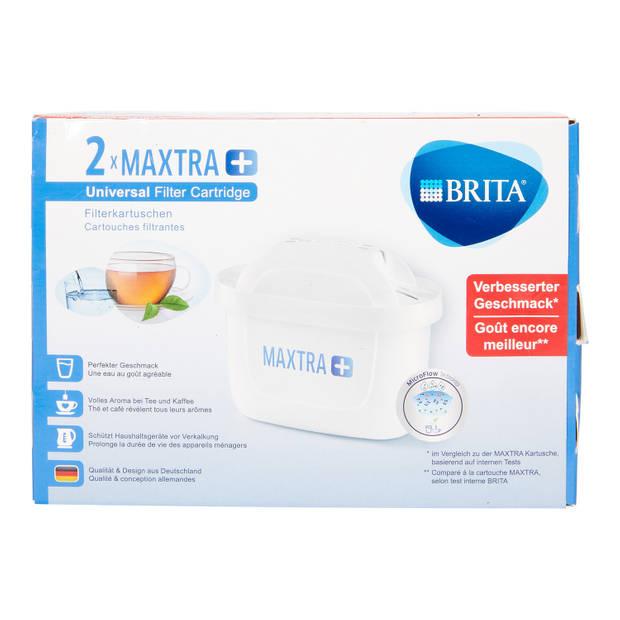 Brita Maxtra+ filterpatronen - 2-pack