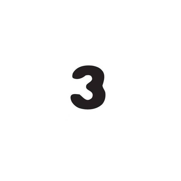 ABC Cijfer 3