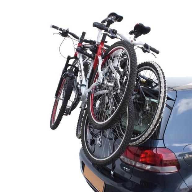 Peruzzo fietsendrager Cruiser Deluxe 3 fietsen zwart