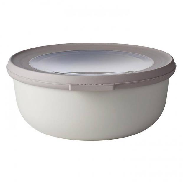 Mepal Cirqula vershouddoos - 750 ml - nordic white