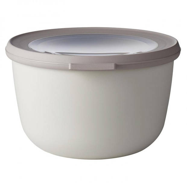 Mepal Cirqula vershouddoos - 1000 ml - nordic white