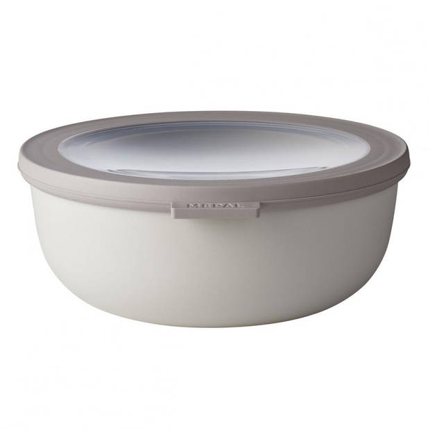 Mepal Cirqula vershouddoos - 1250 ml - nordic white