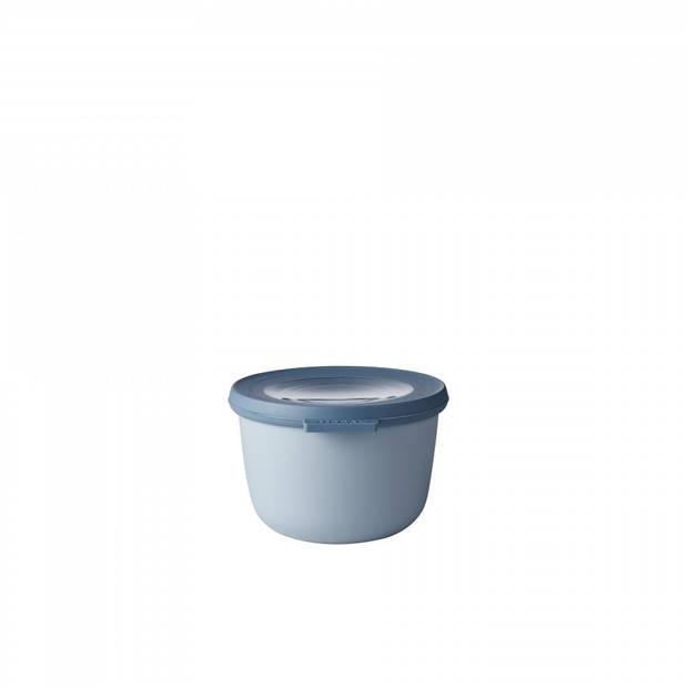 Mepal Cirqula vershouddoos - 500 ml - nordic blue