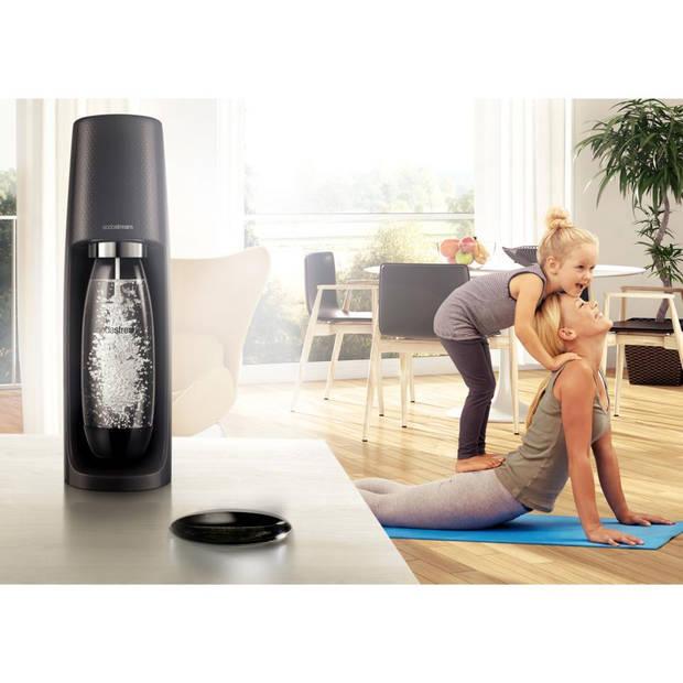 SodaStream Spirit bruiswatertoestel - zwart
