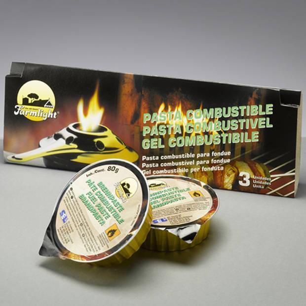 Farmlight Brandpasta 80 gram - 3 stuks