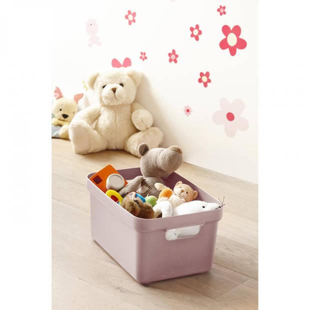 Sunware Sigma home opbergbox 13L - roze