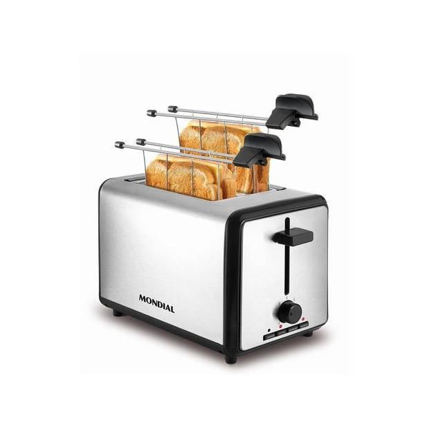 Mondial tosti toaster 2-slots