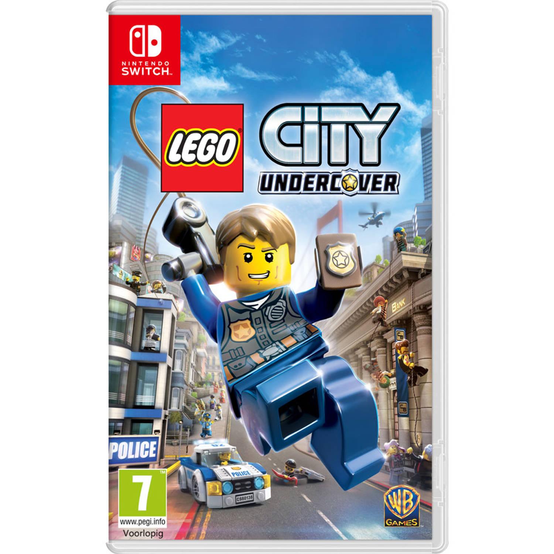 Warner Bros LEGO City Undercover Nintendo Switch (1000638849)