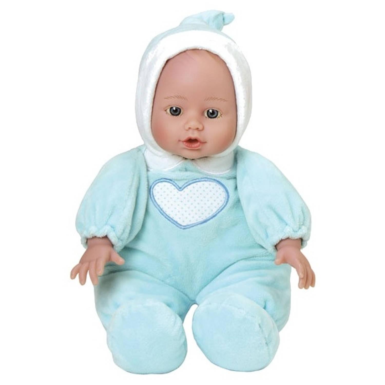 Afbeelding van Adora knuffel babypop blauw 33 cm