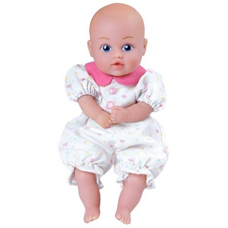 Afbeelding van Adora babypop met pyjama wit 22 cm