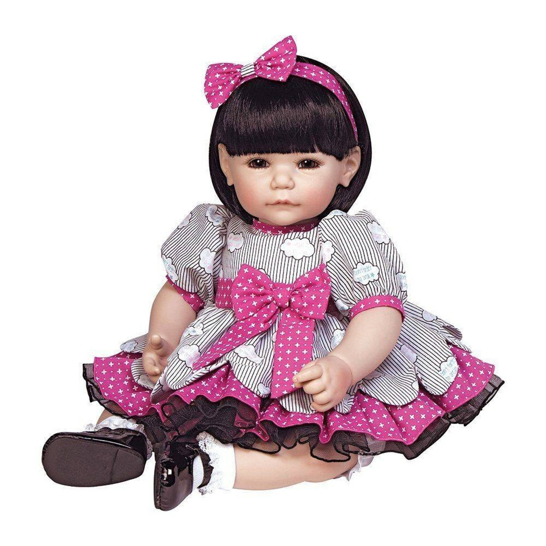 Afbeelding van Adora Toddler Time babypop Little Dreamer 51 cm roze