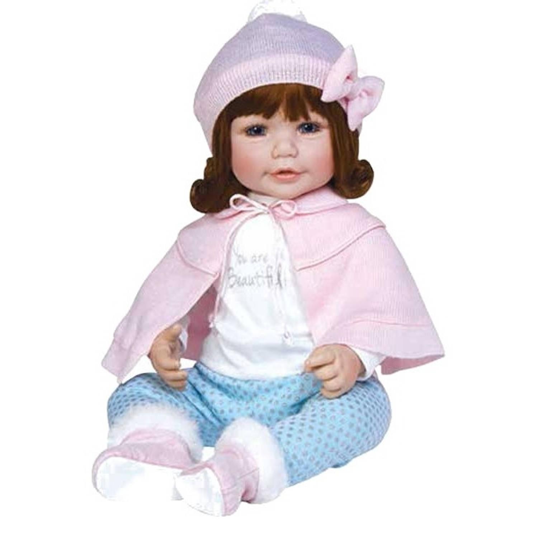 Afbeelding van Adora Toddler Time: babypop Jolie 51 cm