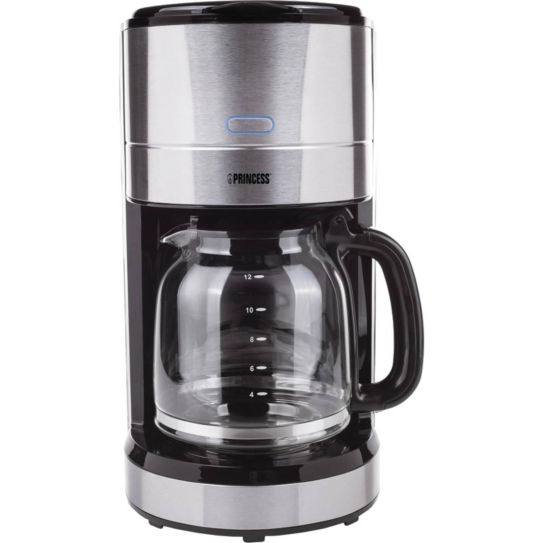 Koffiezetapparaat RVS DeLuxe 246001