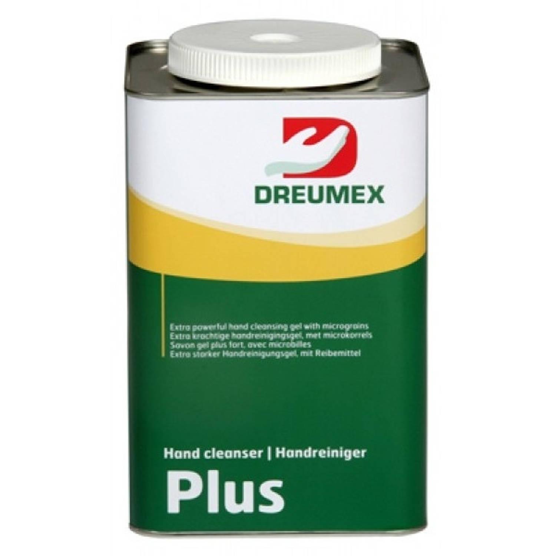 Dreumex zeep Plus geel 4.5 liter