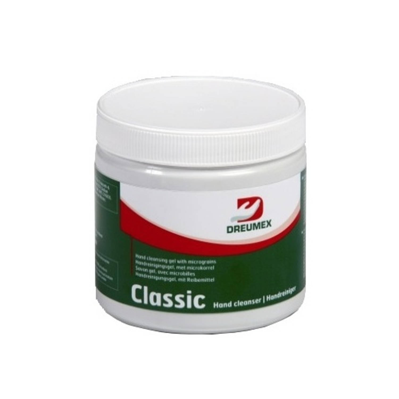 Dreumex zeep Classic rood 600 ml