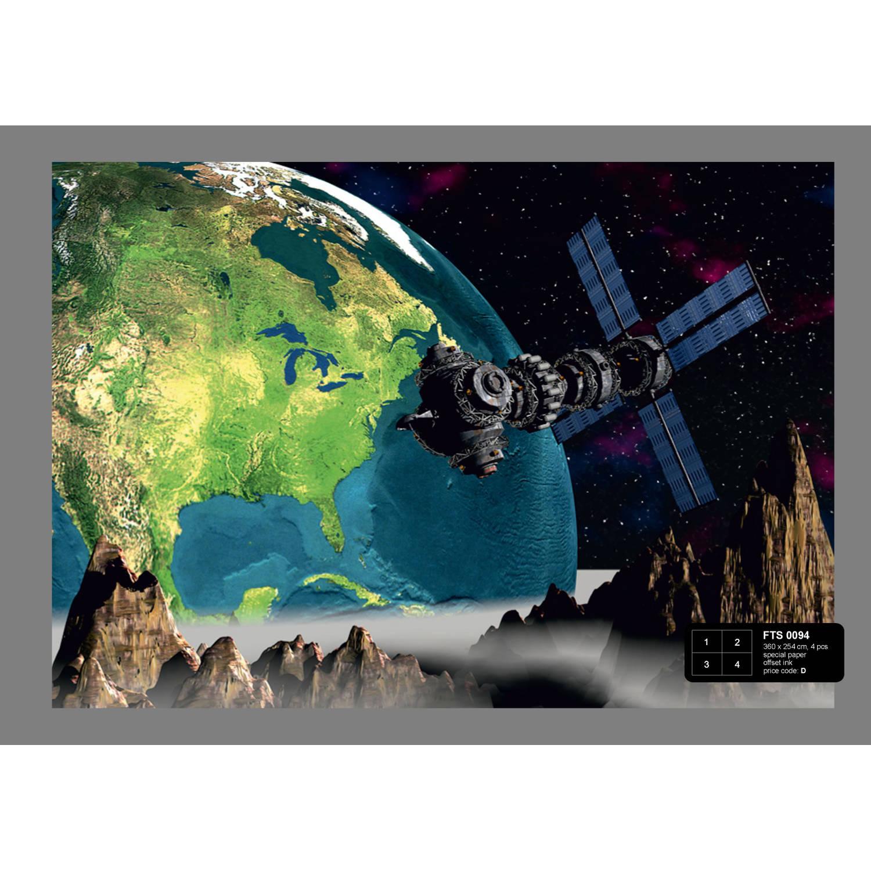 Afbeelding van Cosmos Fotobehang 4D (AG Design)