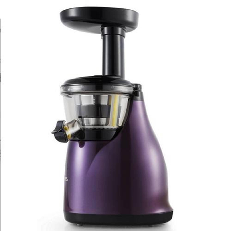 Slow juicer emotion aubergine 3g - versapers