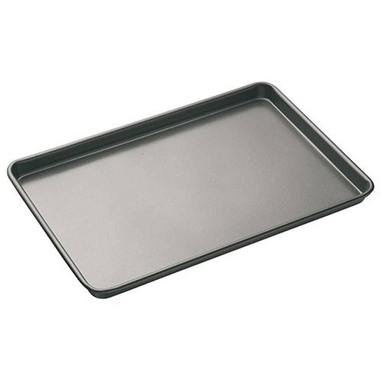 Platte bakvorm / bakplaat rechthoekig, 39cm x 27cm - Masterclass