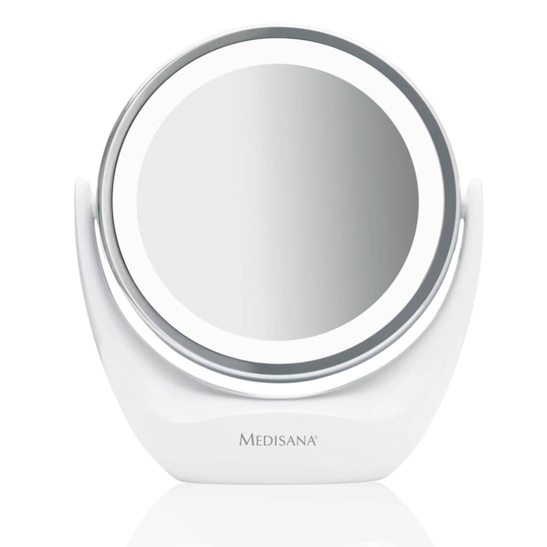 Medisana 2-in-1 cosmetische spiegel cm 835 12 cm wit 88554