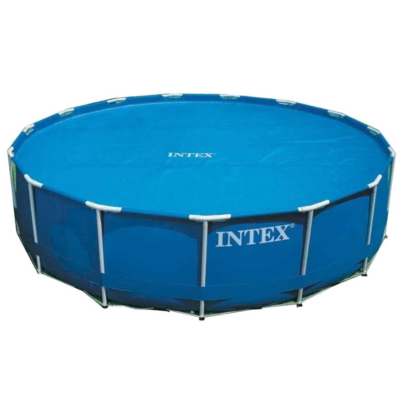 Intex solarzeil 488 cm